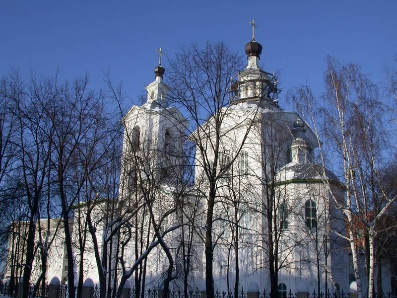 Фотографии церквей россии владимир