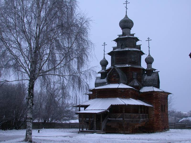 Фотографии церквей россии суздаль